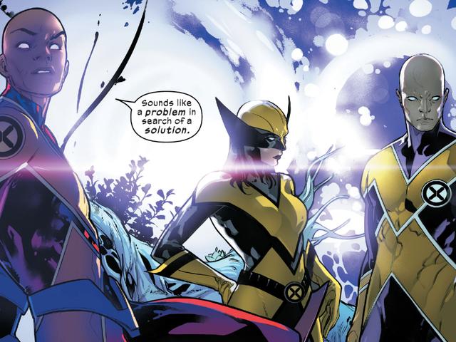 Untuk Beberapa X-Men, Perkara Masih Mati
