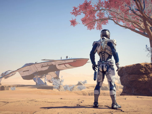 BioWare Confirms No DLC For <i>Mass Effect Andromeda</i><em></em>