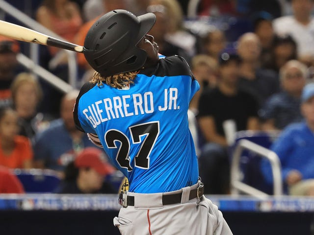 Oh No, Vlad Jr.'s Injury Timeline Is Expanding