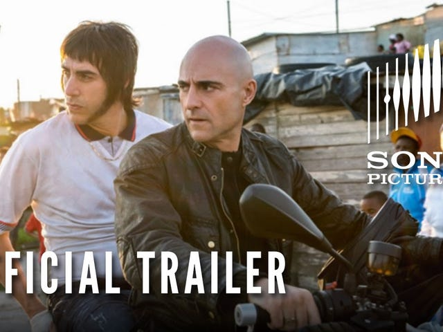 Is Sony Trying to Bury<i>The Brothers Grimsby</i>Because of a Scene Where Donald Trump Gets HIV?