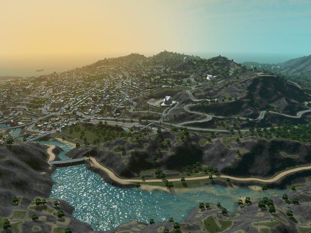 Someone Recreated <i>GTA V</i>'s Los Santos In <i>Cities: Skylines</i>