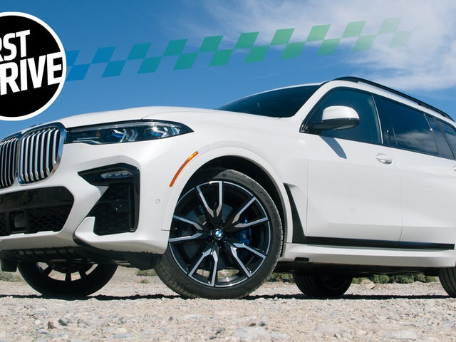 The 2019 BMW X7 Isn't the Anti-BMW You Think It Is