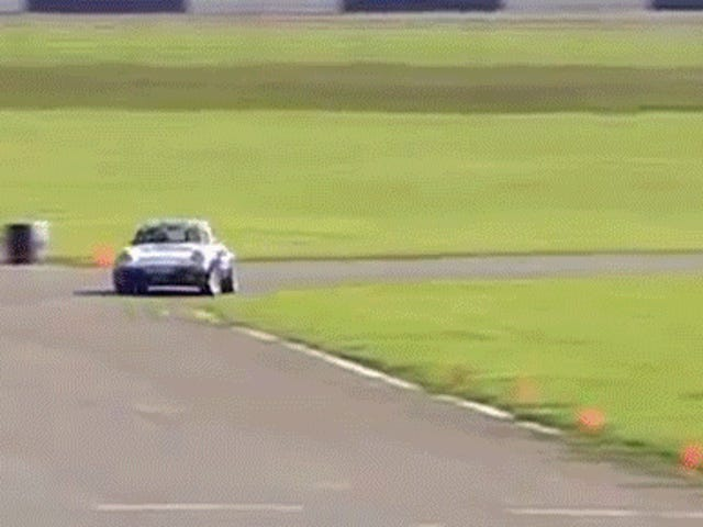 Rally Porsche Vs. WRC Subaru