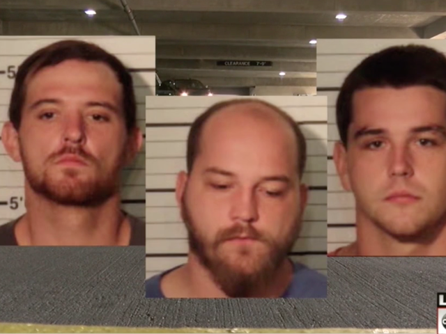Memphis Police Charge 3 Mississippi Men With Civil Rights Intimidation in Parking Garage Attack