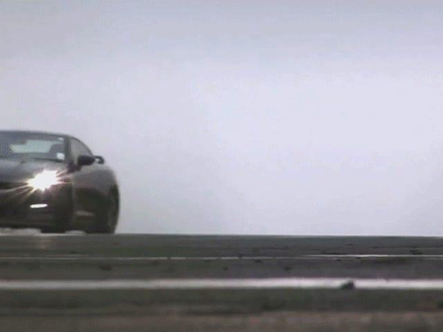 Mikä Nissan GT-R -arvio on oikein?