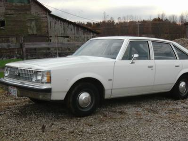 1979 Buick anyone?