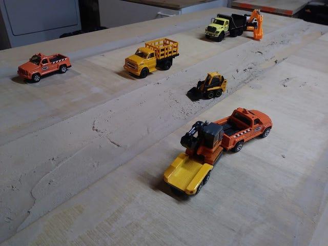 Highway Diorama, del 2