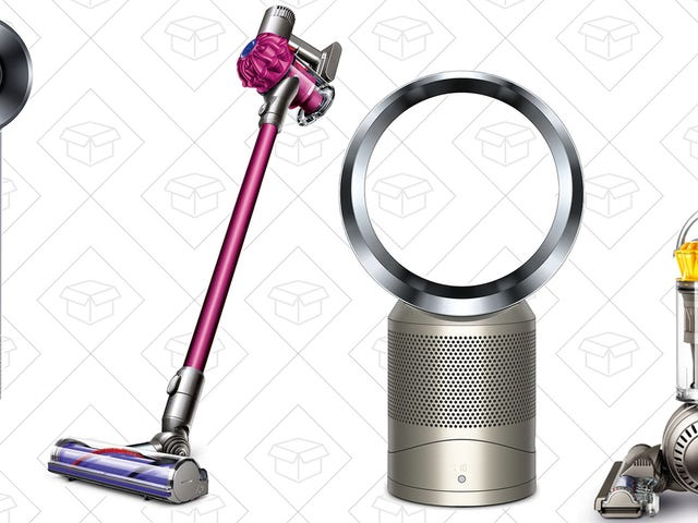 It's a Really Great Day to Buy Dyson Stuff