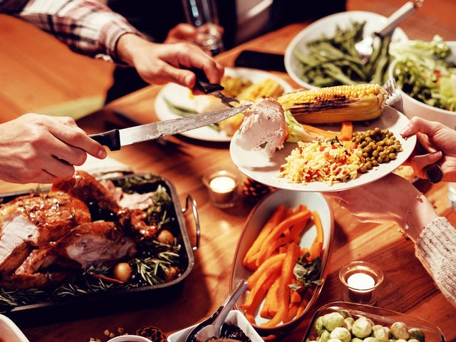 Be the Hero Who Brings Serving Utensils to Thanksgiving