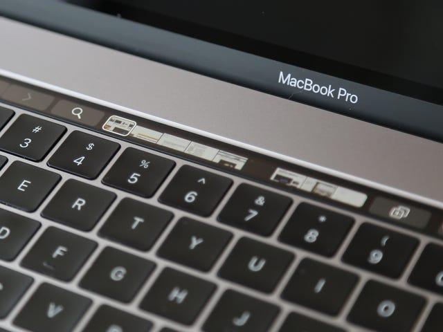 苹果刚刚推出其笔记本电脑阵容