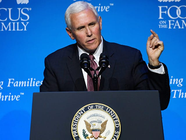 Is Mike Pence Quietly Preparing for His Own Political Campaign?