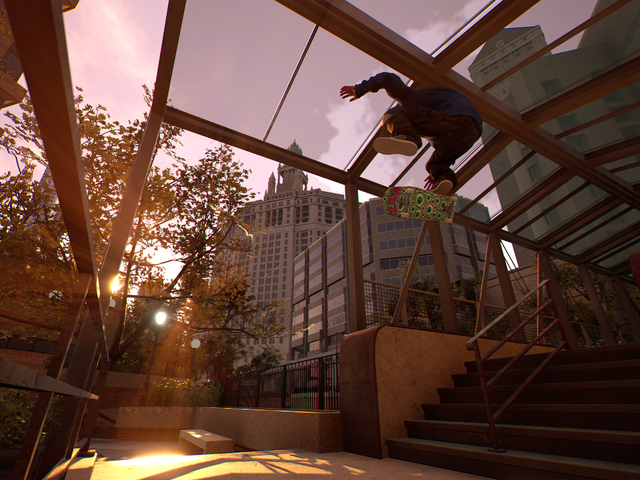 Session Is A Hardcore Skateboarding Sim With Cool, Weird Controls