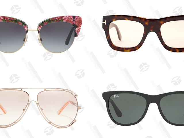 Over 300 Pairs of Designer Sunglasses Are an Extra 25% Off at Nordstrom Rack