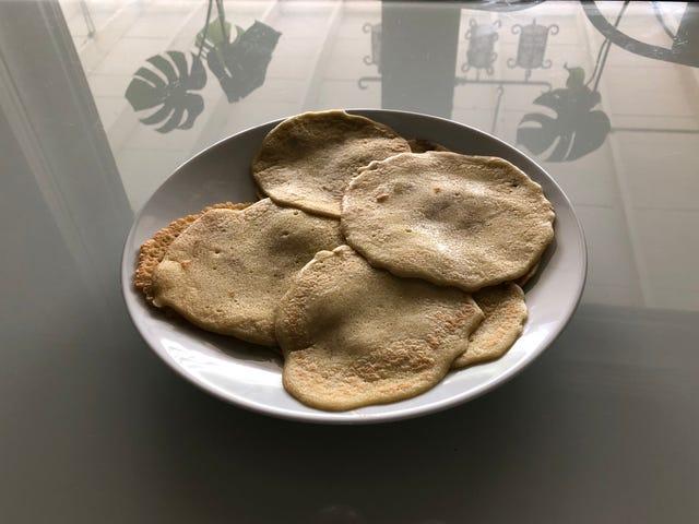 What's for breakfast Oppo?