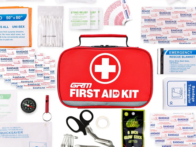 This $15 First Aid Kit Should Always Be Close at Hand