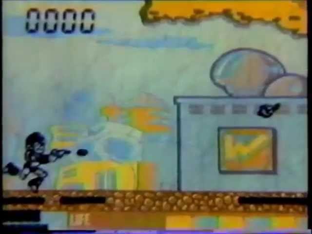 Późno TAY Retro: Tiger Electronic Toys |  Mega Man 2 |  Reklama telewizyjna (NA)