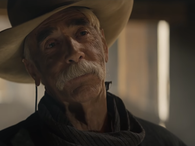 "Here's Sam Elliott reciting the lyrics of ""Old Town Road"" for Doritos, against humanity"