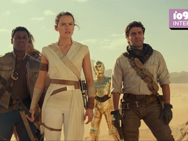 Star Wars' Kathleen Kennedy on the Long Road to Ending the Skywalkers' Story