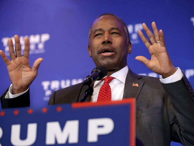 Elizabeth Warren and Sherrod Brown Attempt to Explain Why They Backed Ben Carson for HUD