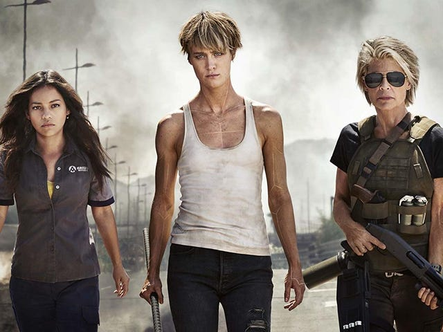 Terminator 6 Is Called Terminator: Dark Fate...Yes, Really