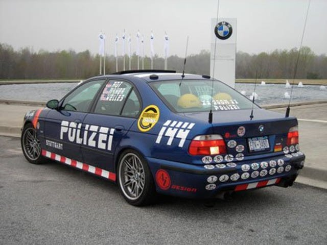 Polizei Report 001: The Dark Side of the Mille Miglia, Flying Cars, Isle of Man VR & Polizei Car Shopping