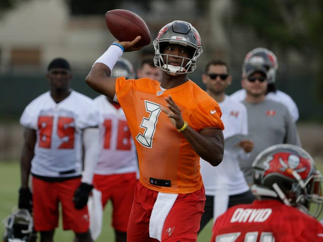 Jameis Winston Suspended Three Games For Groping Uber Driver
