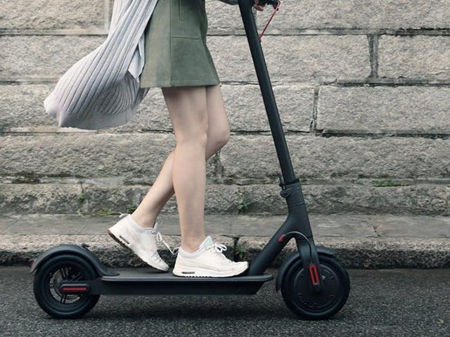 Don't Give Your Scooter Money to Silicon Valley...Buy Your Own For $340