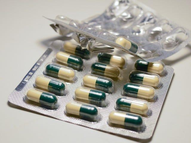 研究发现,儿童抗生素可能会增加患精神疾病的风险