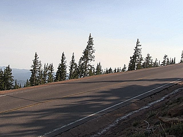 This Year's Fastest Run Up Pikes Peak Will Rattle You To Your Very Core