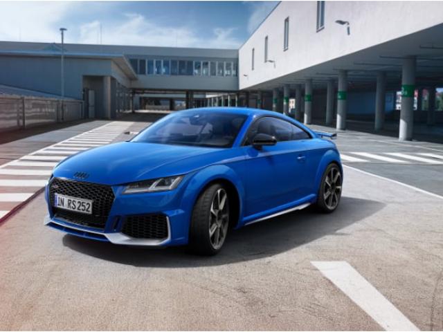 Audi RS-jubileumspaket