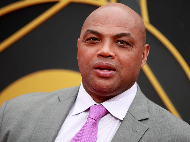 Charles Barkley Apologizes for Telling Female Reporter, 'I Don't Hit Women, But If I Did I Would Hit You'