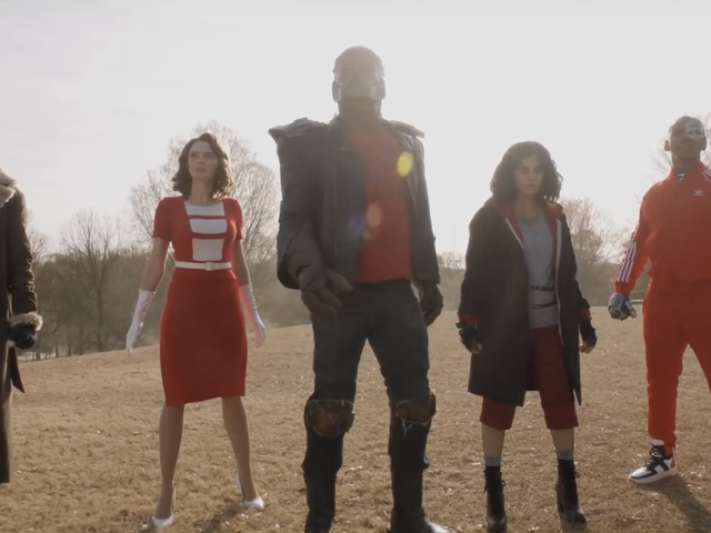 Doom Patrol Season 2 Will Stream on HBO Max and DC Universe