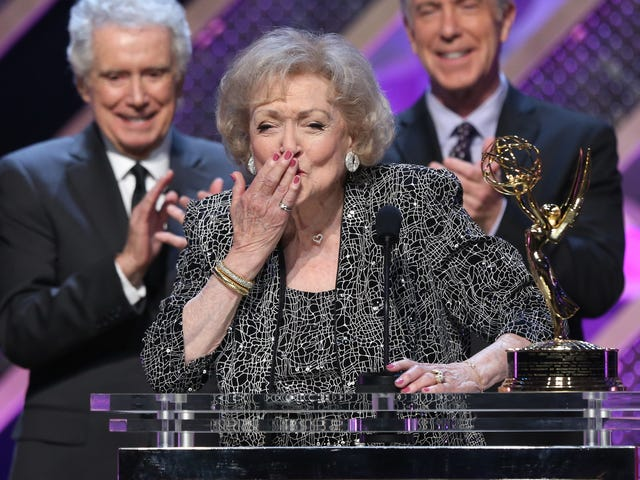 After the Latest Pair of Mass Shootings, Betty White Has Become a Meme and White People Aren't Happy About It