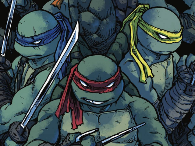 TMNT: From The Ashes brings together a grieving family with tenderness and charm