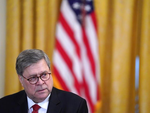 Certains membres de l'équipe de Mueller disent que le rapport Trump est bien plus dommageable qu'un mémo du procureur général
