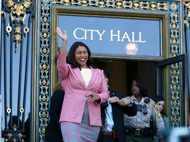 It's Official: London Breed 1st Black Woman Elected Mayor of San Francisco