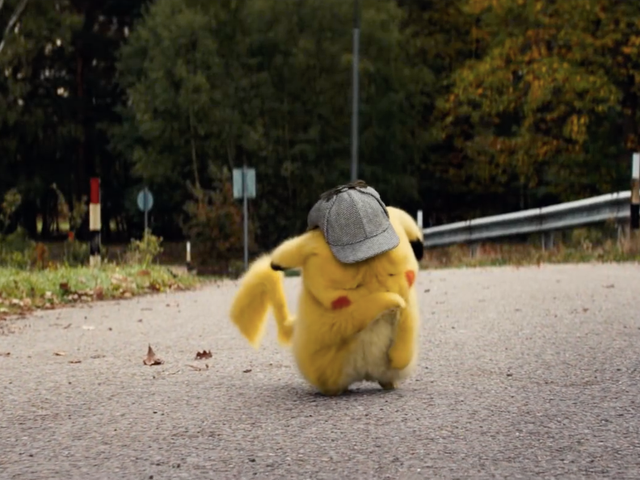 Detective Pikachu's Creative Team Considered Danny DeVito to Star (aka We Could Have Had It All)
