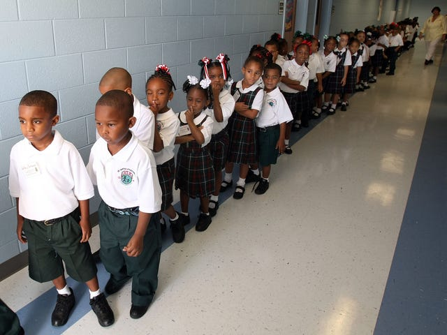 Black Folk Hate White Tears and Blatant Racism More Than Charter Schools