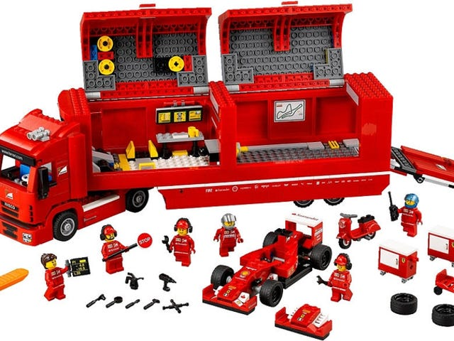 These are the new Lego Race Cars and I want them all