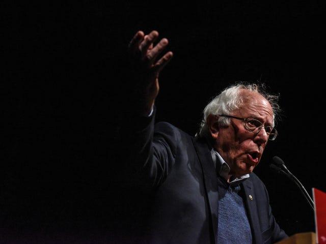 Bernie Sanders ei tarkoittanut sanoa totuutta