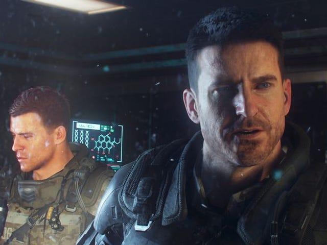 Por más que lo intente, Black Ops III no puede trascender los límites de Call of Duty