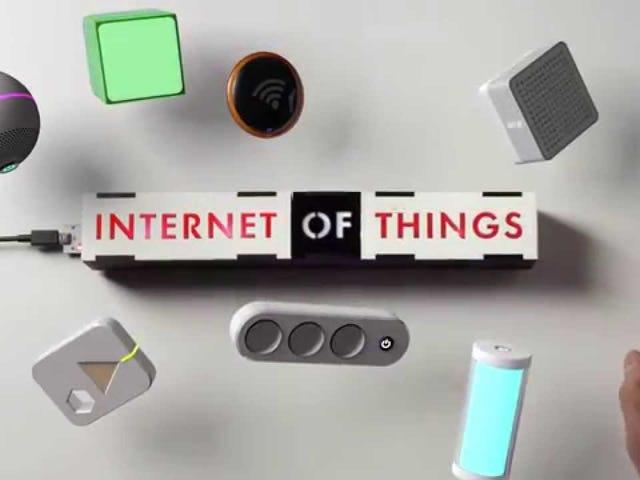 Construisez votre propre gadget Internet des objets Avec le kit CloudBit à 63 $ de littleBits
