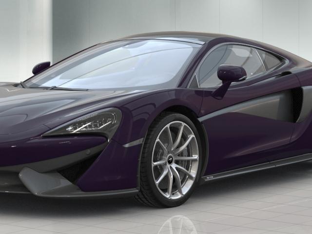 Configured McLaren 570GT