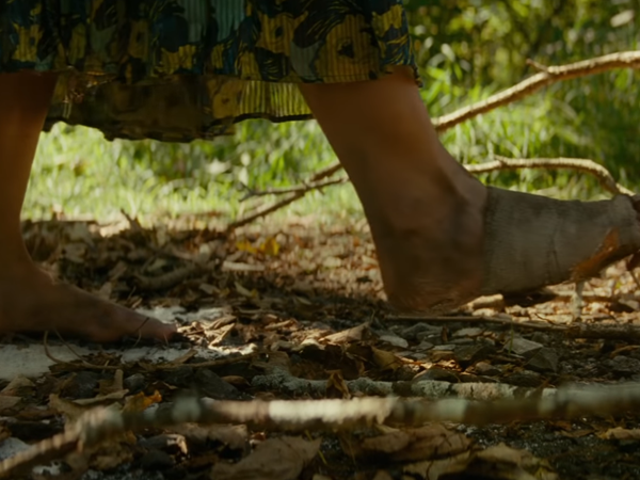 The First Tease for A Quiet Place 2 Ushers in a Sinister Fall