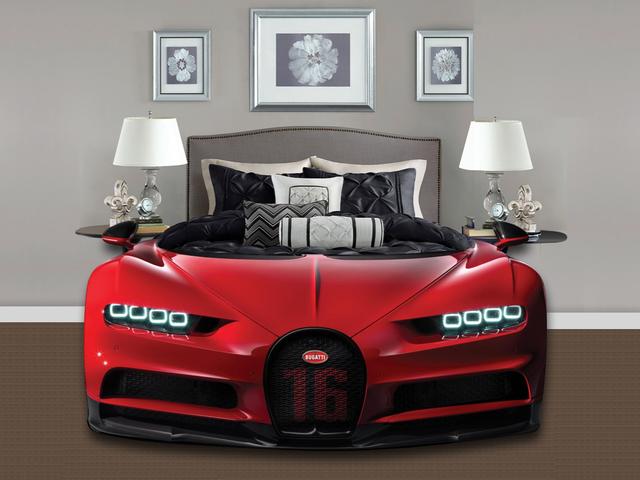 Yetişkin Ölçekli Araba Yataklarının Bir Şey Olma Zamanı