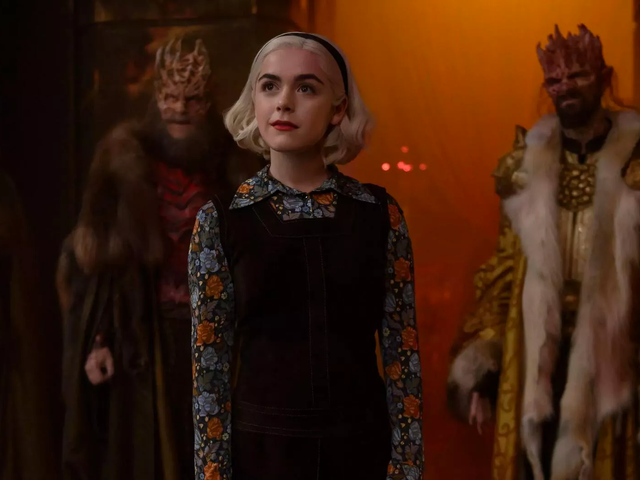Chilling Adventures of Sabrina's Showrunner Sheds Some Light on Those Last-Minute Twists