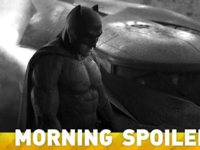 Hvilken stor villain vil Justice League har brug for to film til at besejre?