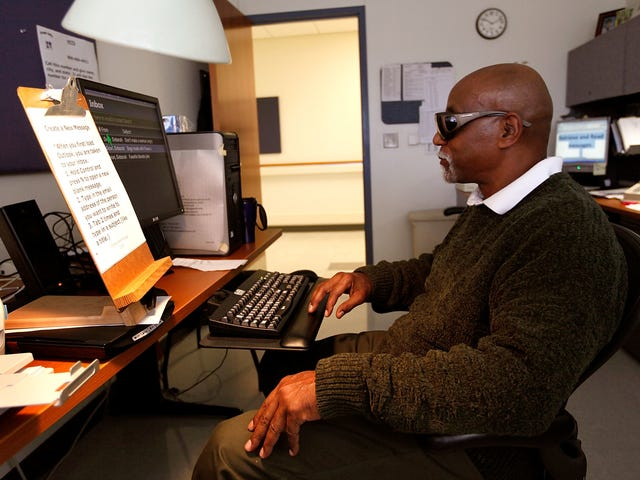 Apple and Microsoft Help Create New Standard for Braille Displays