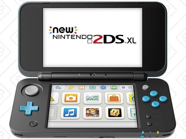 Save $20 On Nintendo's New 2DS XL
