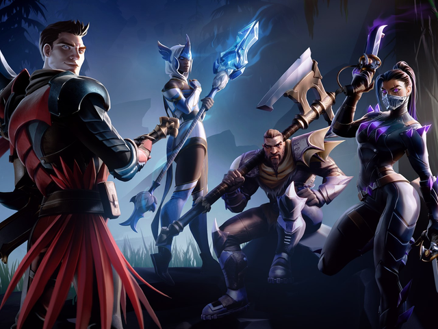Dauntless Struggled With Online Issues In Its First Week, But Things Are Finally Improving